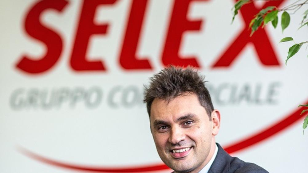 Il presidente Alessandro Revello