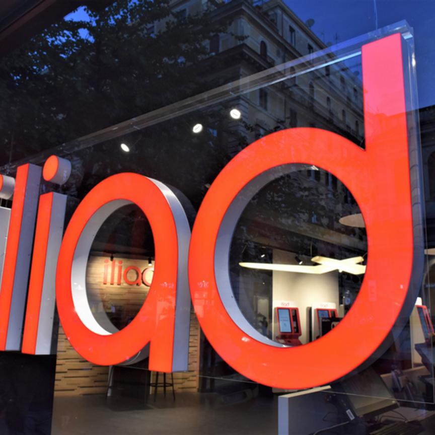 Iliad diventa il primo azionista di Unieuro
