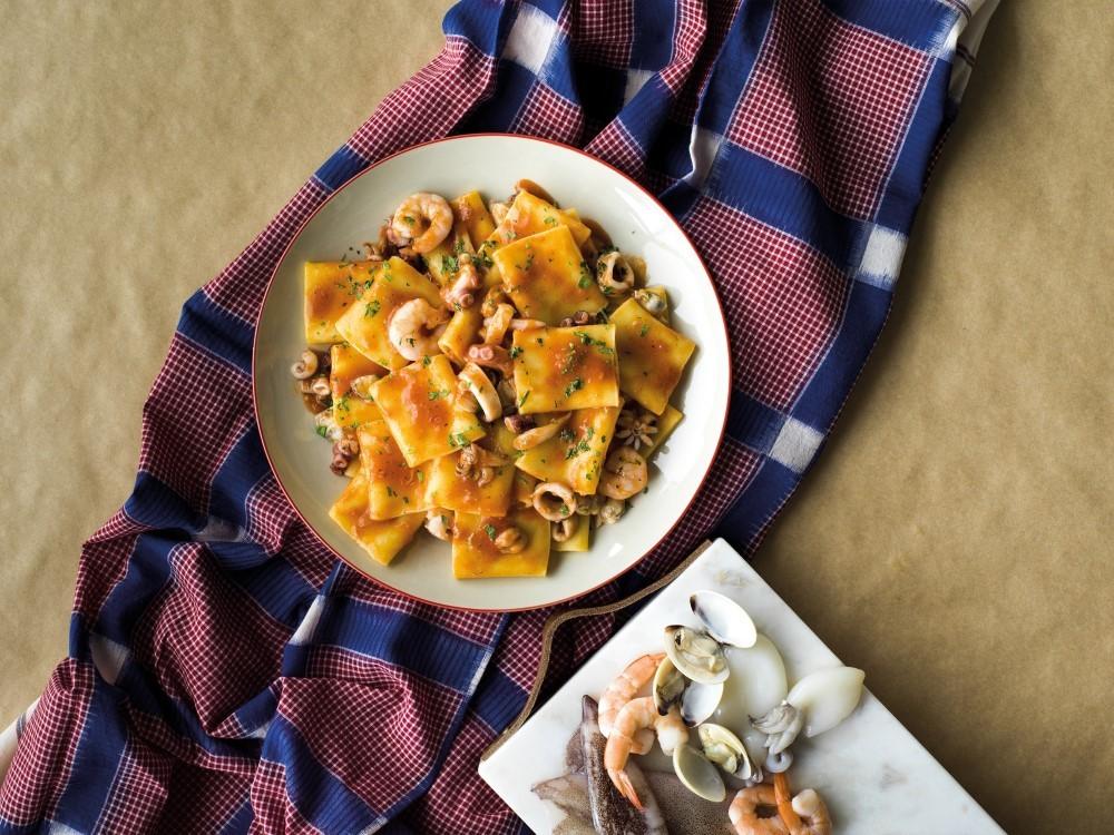 Rana: il nuovo ristorante apre a Torino al Lingotto