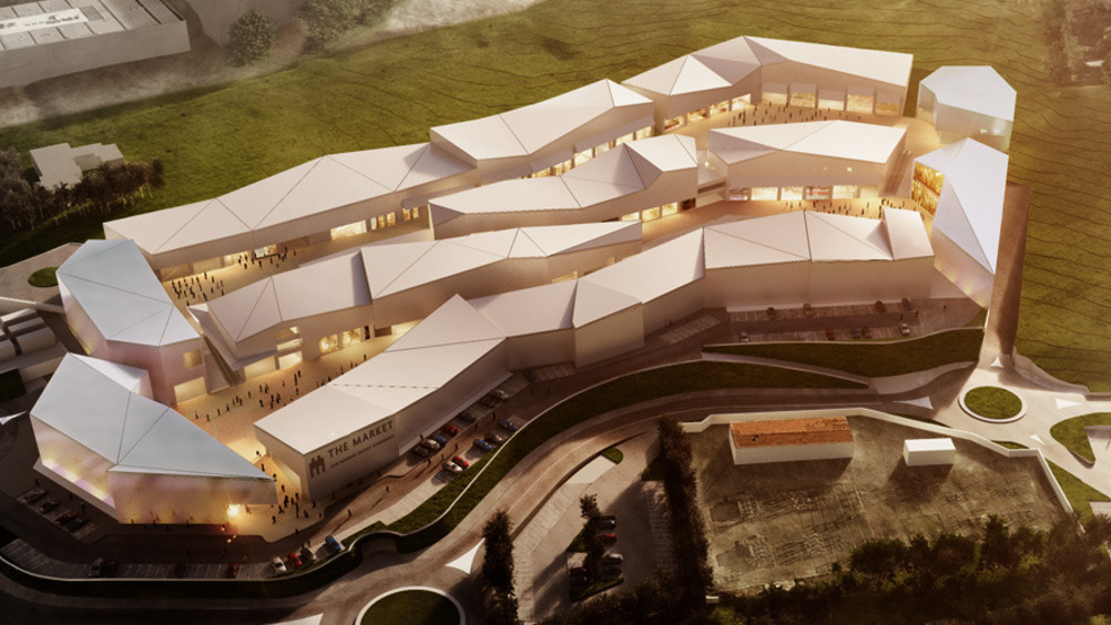 Un complesso elegante e all'avanguardia attende 9 milioni di visitatori