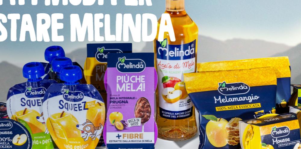 Melinda lancia il nuovo e-commerce
