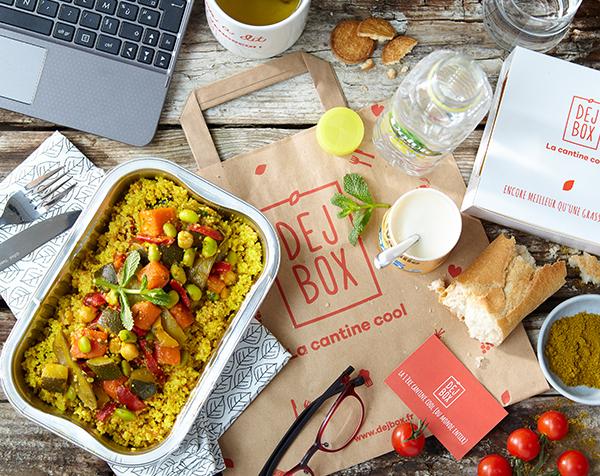 Carrefour compra Dejbox ed entra nella ristorazione collettiva via Internet