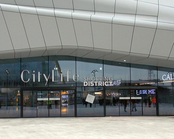 City Life Shopping totalizza 10 milioni di visitatori nel primo anno