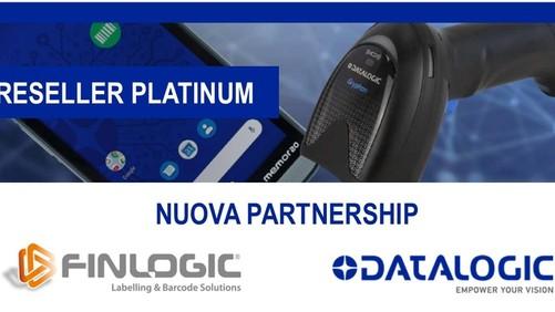 Finlogic sigla accordo di partnership con Datalogic
