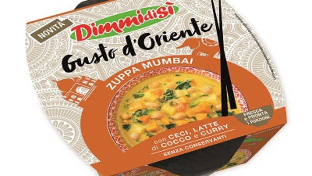 DimmidiSì Gusto D'Oriente Zuppa Mumbai