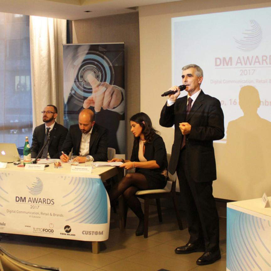 DM Awards 2017: l'integrazione digitale come baricentro distributivo
