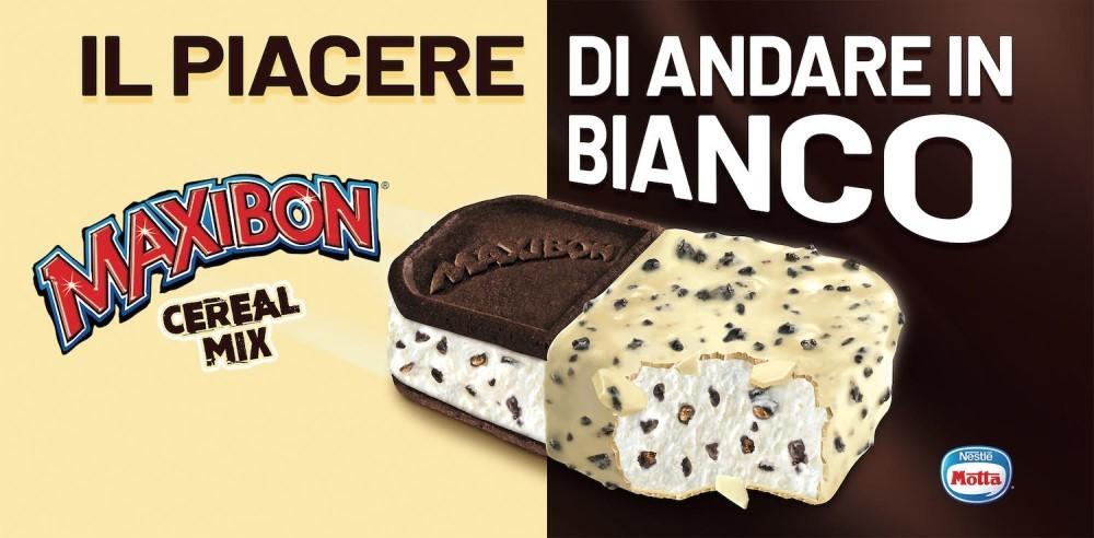 Maxibon lancia il nuovo Cereal Mix