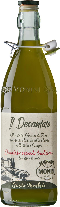 """Monini presenta """"Il Decantato"""", espressione di tradizione e artigianalità"""
