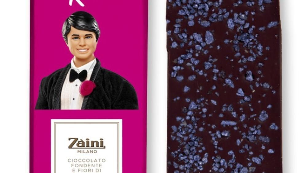 Zaini Milano festeggia il 60° anniversario di Ken con quattro tavolette cult