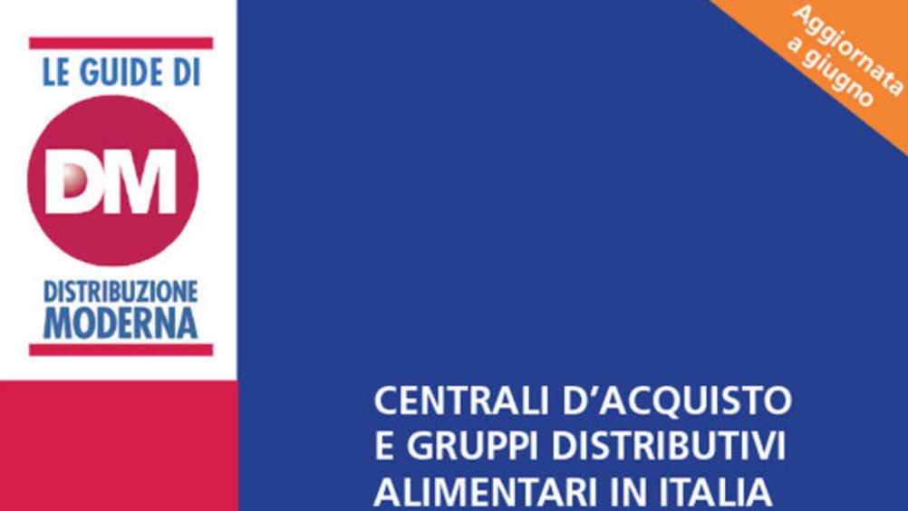 Centrali d'acquisto e Gruppi distributivi alimentari in Italia 2021 (ed. giugno)