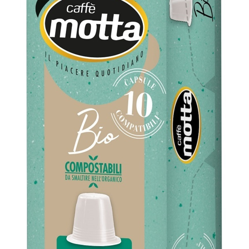 Caffè Motta propone Espresso Bio
