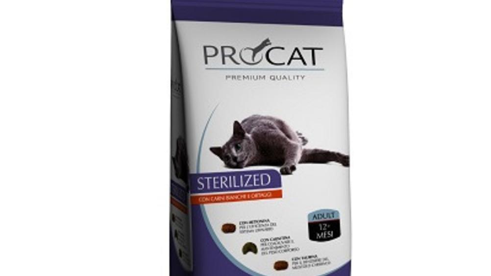 Crocchette gatto premium Sterilcat 800g