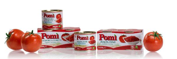 Pomì lancia nuovi formati di polpa di pomodoro