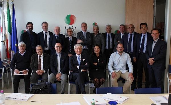 Rinnovo di legislatura per CSO Italy: Paolo Bruni confermato alla presidenza