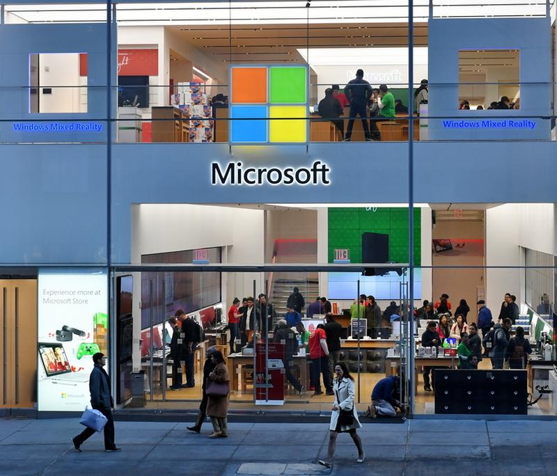 Microsoft Store: si chiude, senza rimpianti