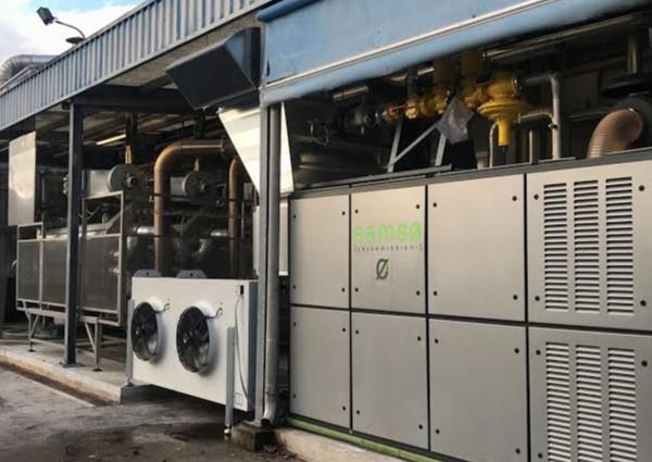 Vis Industrie Alimentari: attivato  un innovativo impianto di cogenerazione