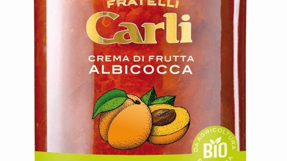 Fratelli Carli: arrivano le nuove Creme di frutta Bio