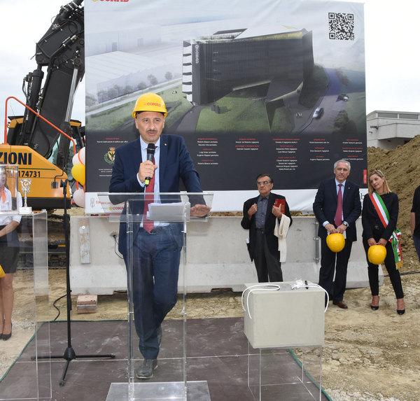 Cia Conad costruisce una nuova sede da 30 milioni di euro