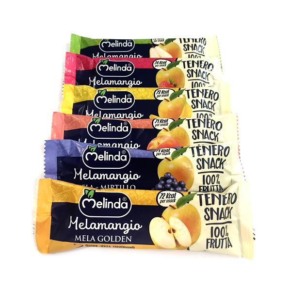 Arriva Melinda Melamangio Tenero Snack