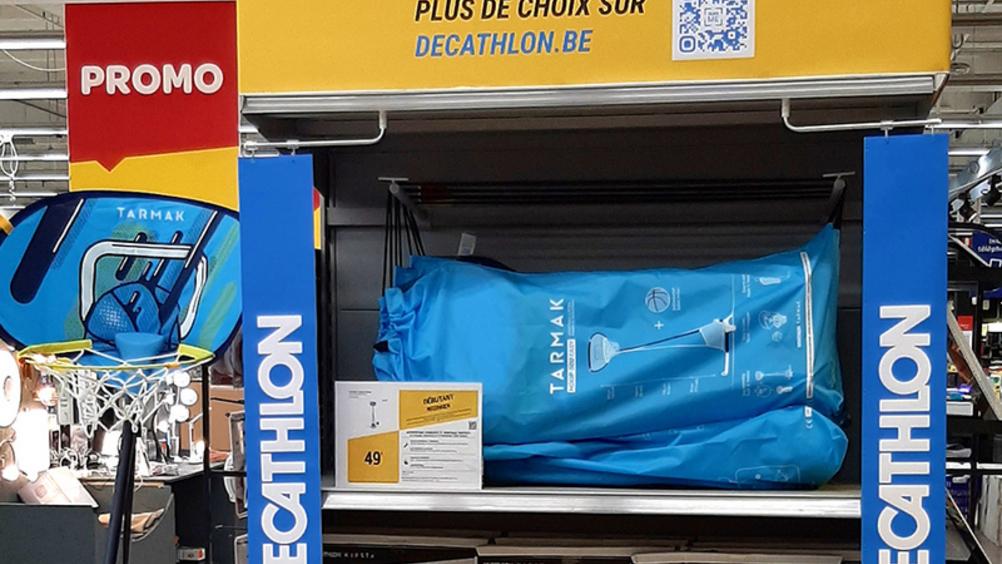 Decathlon e Carrefour: una strana coppia che funziona