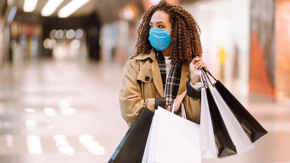 Novembre dimezzato nei centri commerciali: la rilevazione di Svicom
