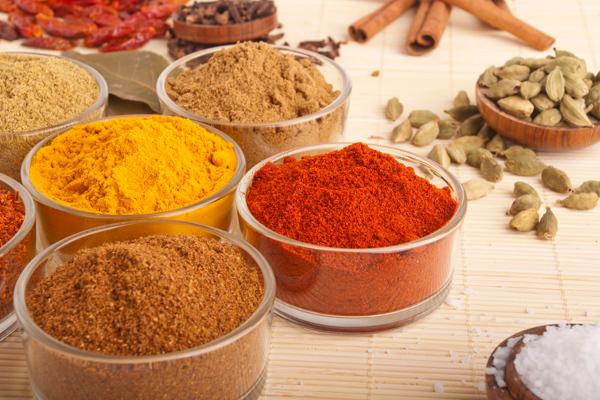 Spezie e aromi: in cucina vincono innovazione e sperimentazione