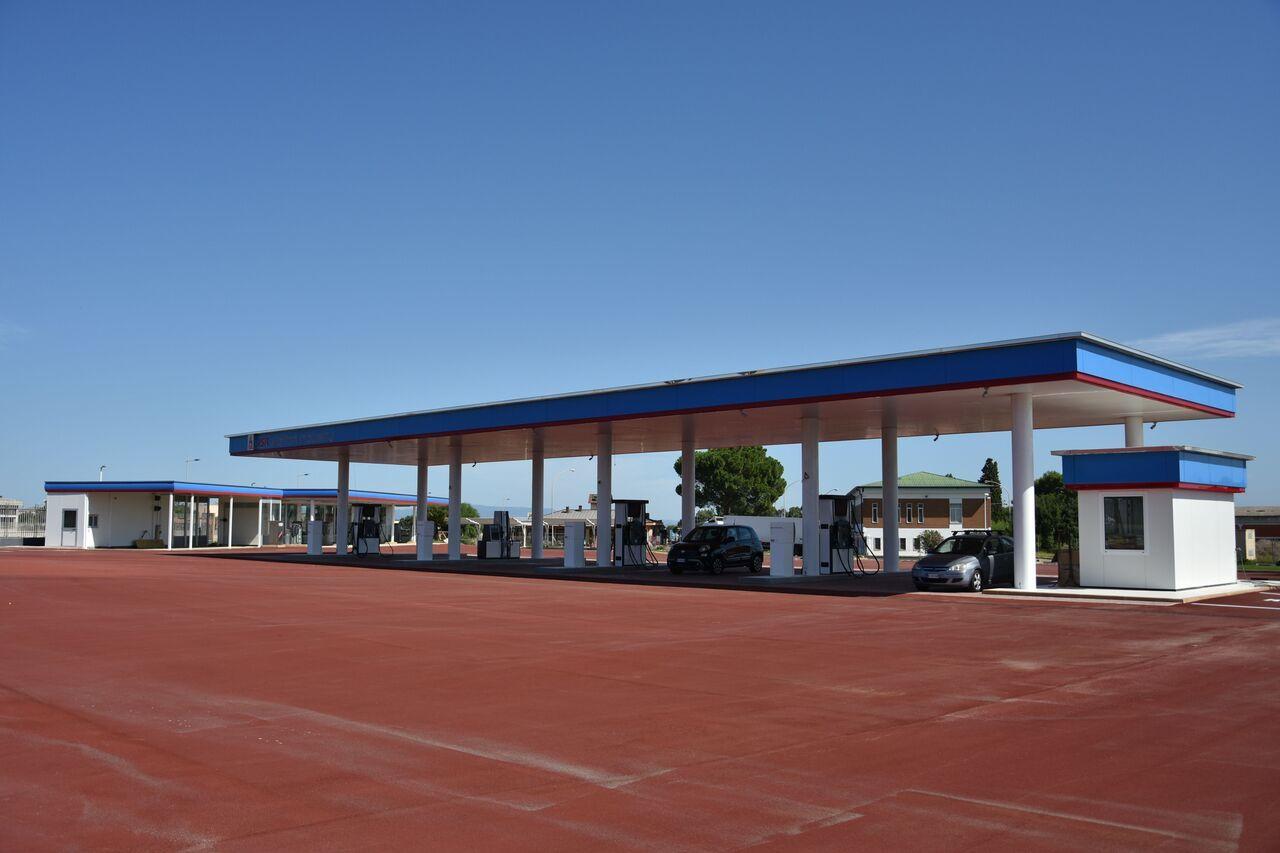 Gruppo Isa (Végé) inaugura la prima stazione di servizio a metano