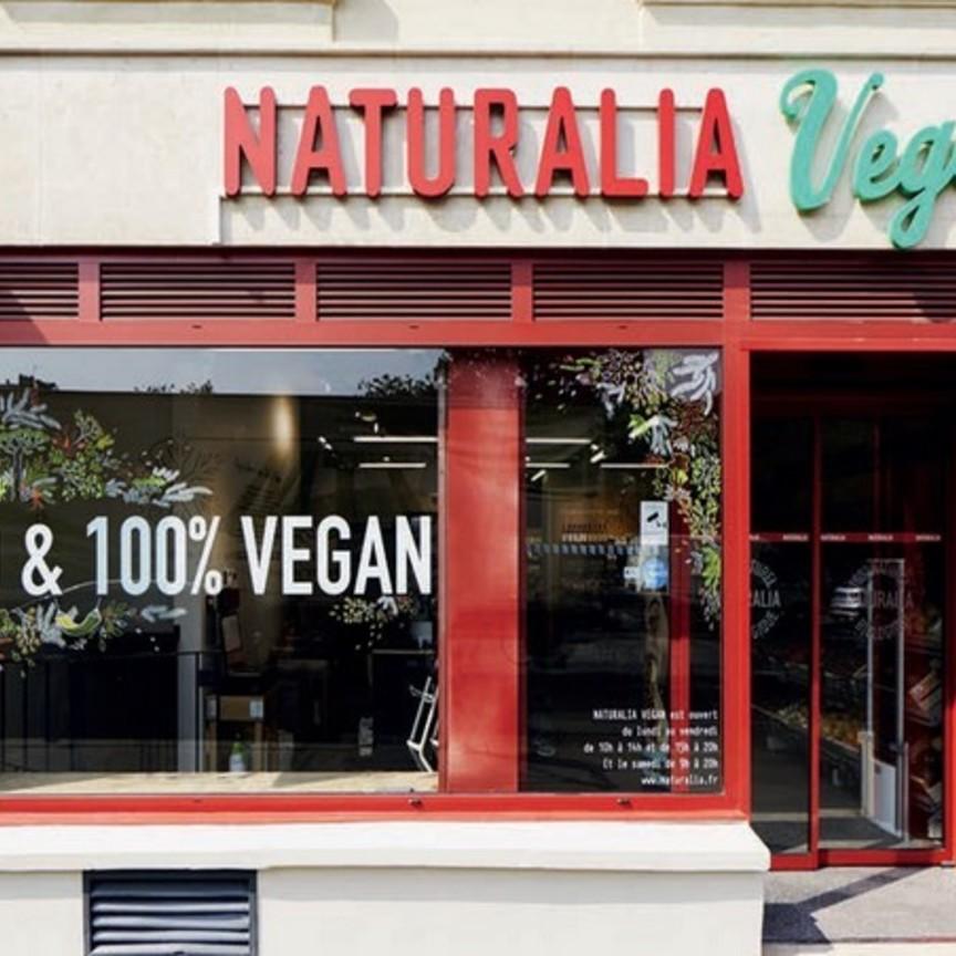 Naturalia (Gruppo Casino) testa i primi negozi vegani di Francia