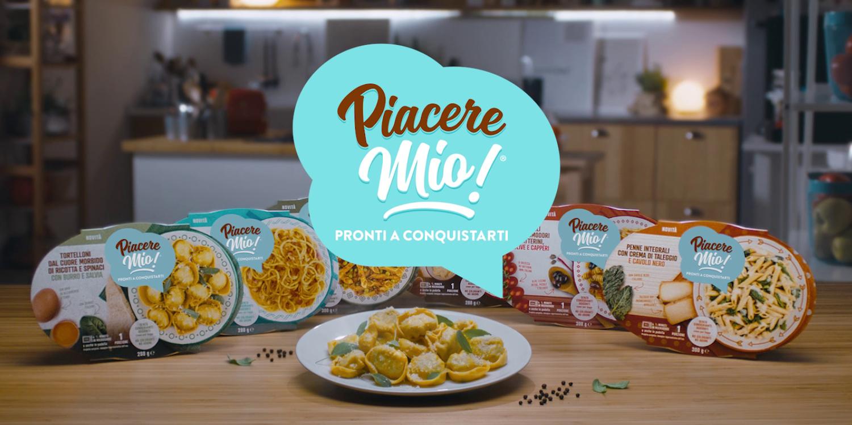 Piacere Mio!®, ottime performance per la campagna crossmediale di lancio