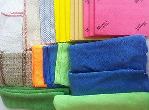 Panni pulizia casa: il mercato non brilla
