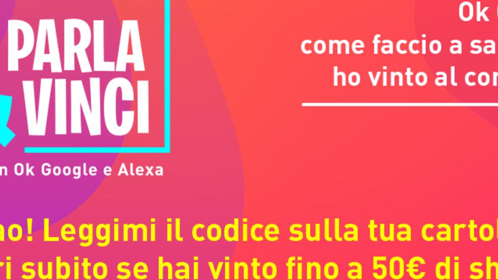 Sonae Sierra / Shopping Centre Le Terrazze: primo concorso in Italia con assistenti vocali