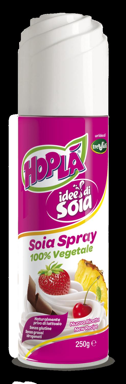 Hoplà idee di soia - soia spray di Trevalli
