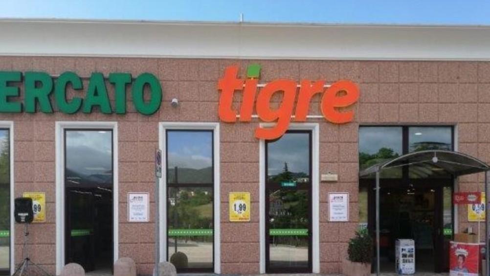 Tigre apre il punto vendita a L'Aquila