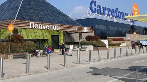 Carrefour cede l'ipermercato di Thiene a Tosano e Rabatel accelera sul franchising