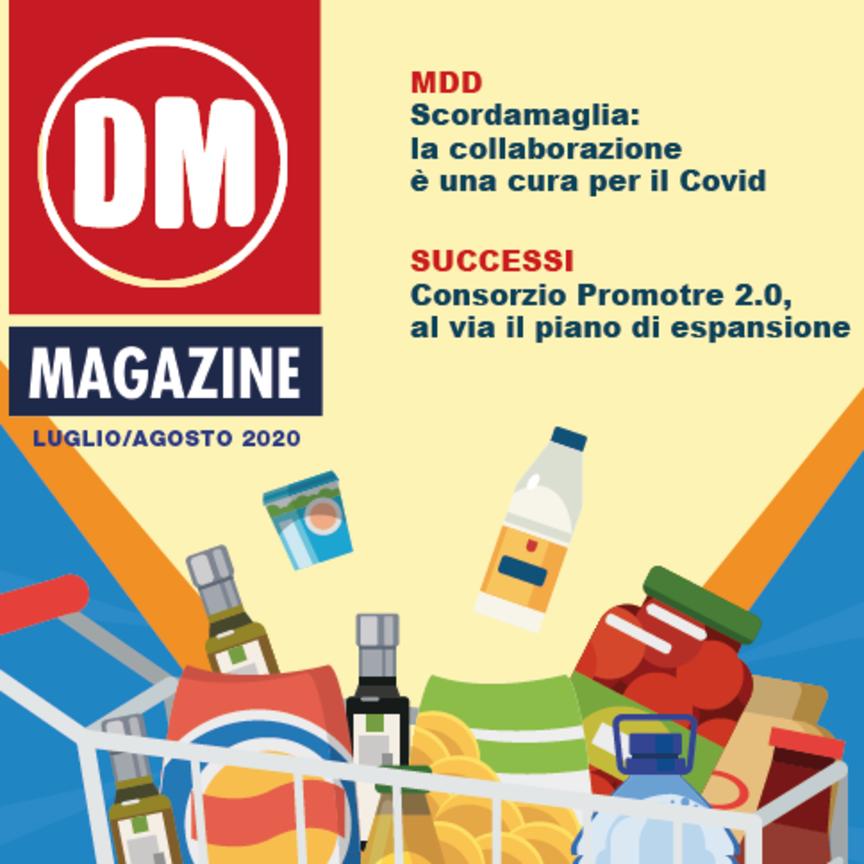 DM Magazine Luglio/Agosto 2020