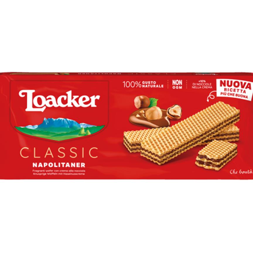 Loacker, al via il piano di brand relaunch