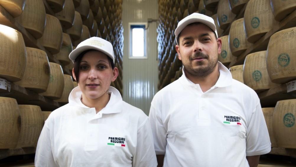 Consorzio di tutela Parmigiano reggiano: formazione pratica per diventare casaro
