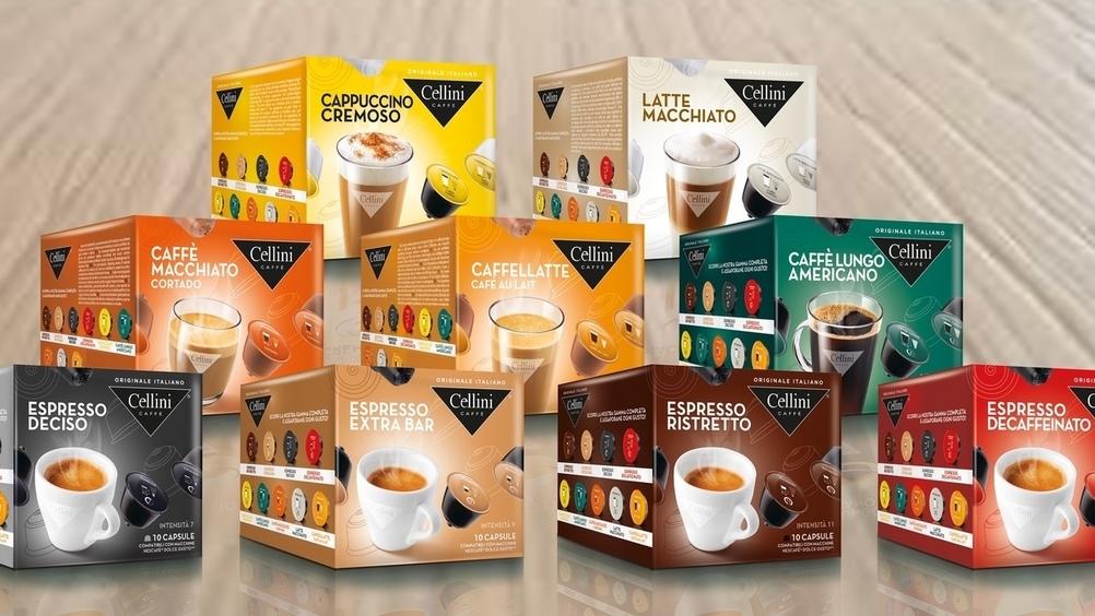 Altroconsumo premia Cellini per il miglior caffè in capsule
