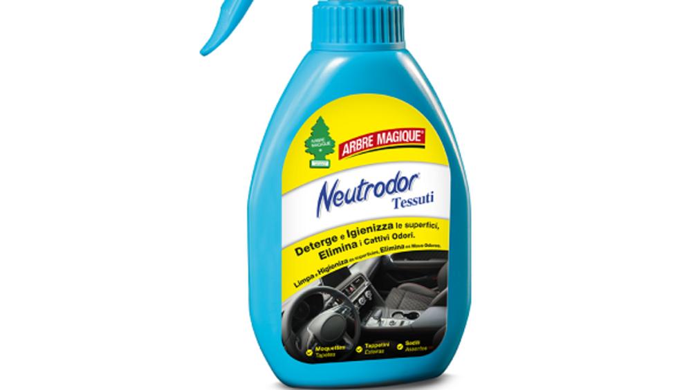 Arriva Arbre Magique Neutrodor Tessuti Igienizzante
