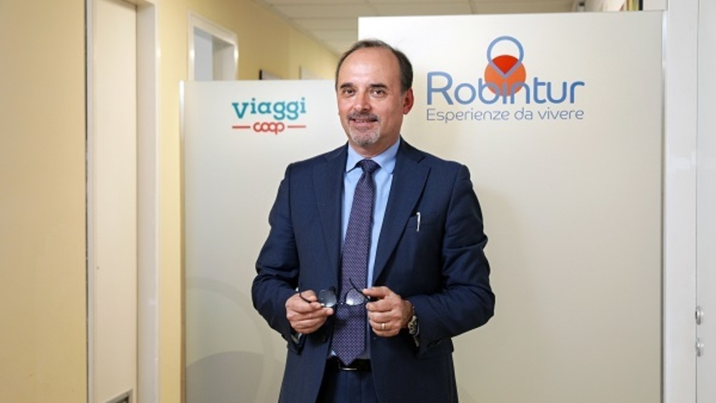 Claudio Passuti nominato AD di Robintur Travel Group