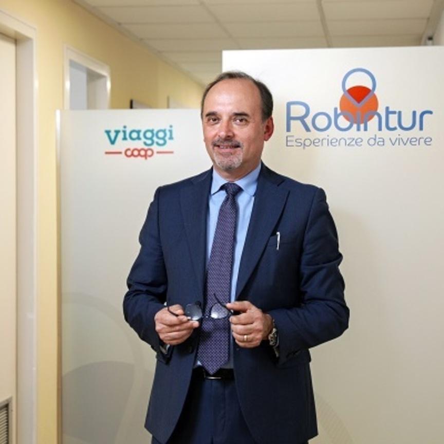 Claudio Passuti nominato AD di Robintur Travel Group