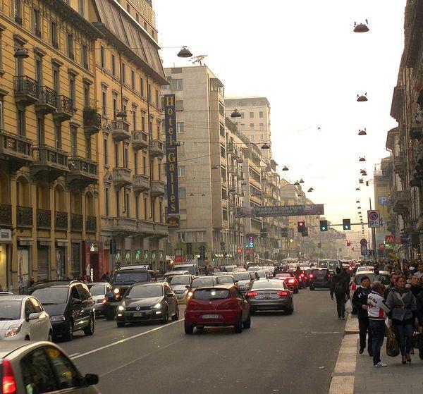 Milano attende un mini mall non alimentare in Corso Buenos Aires