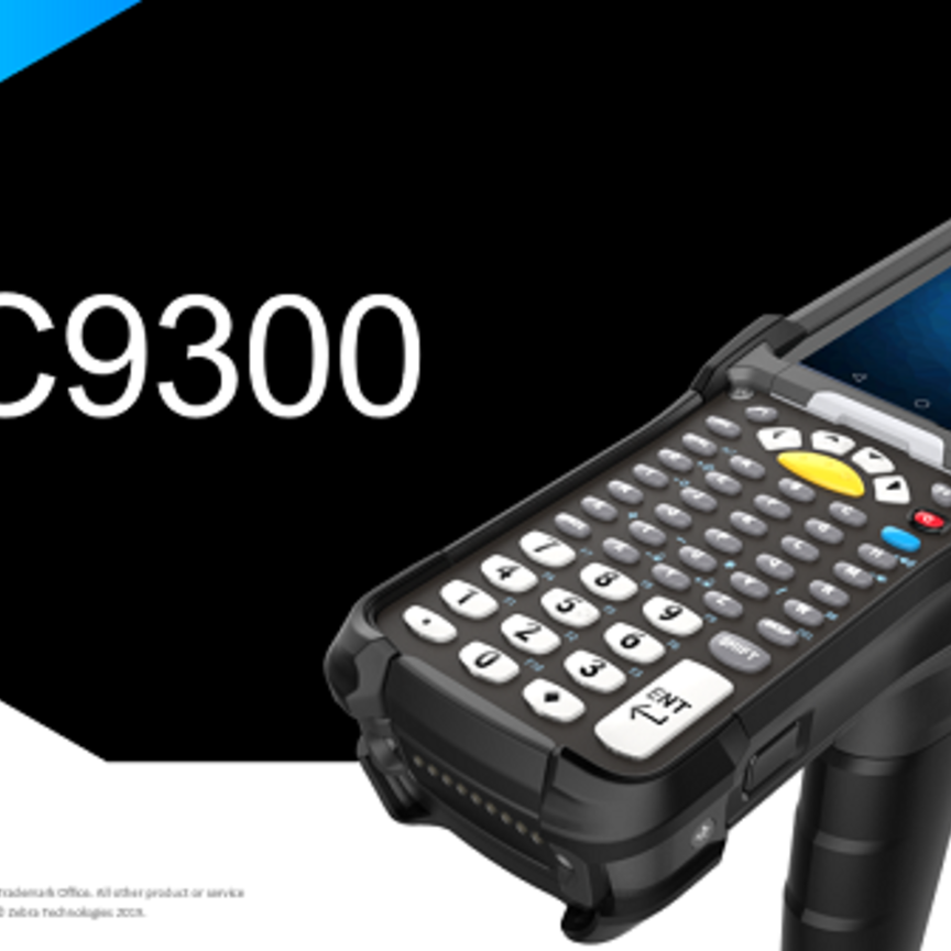 Zebra Technologies presenta il mobile computer MC9300