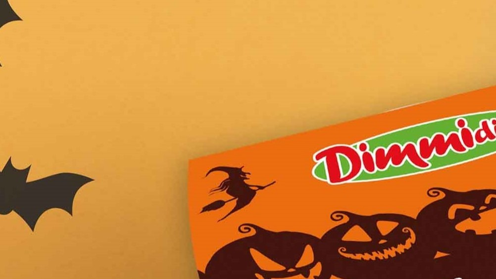 ​Dimmidisì: torna la limited edition per Halloween