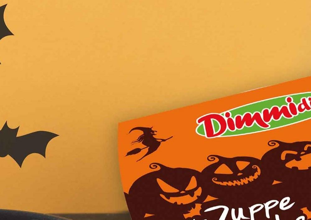 Dimmidisì: torna la limited edition per Halloween
