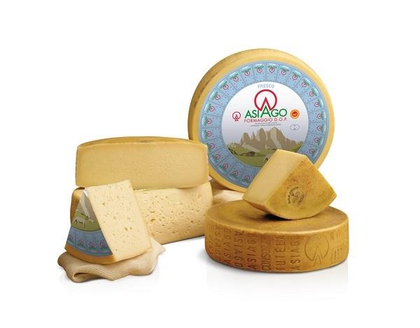 Il formaggio Asiago Dop cambia disciplinare