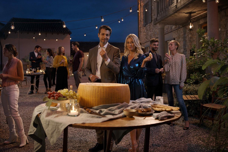 Nuovo spot per il Consorzio Parmigiano Reggiano