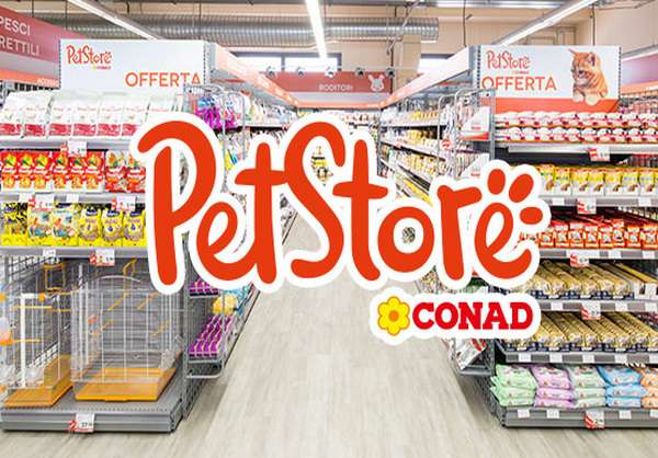 PetStore Conad apre a Palermo e supera le previsioni di sviluppo rete