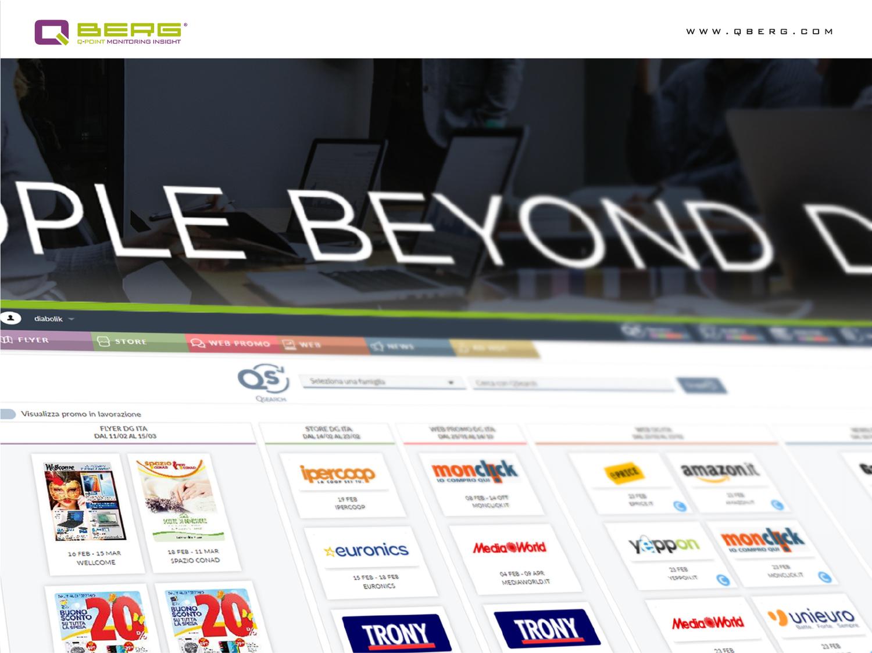 QBerg: strumenti per la gestione del mercato dei beni di consumo