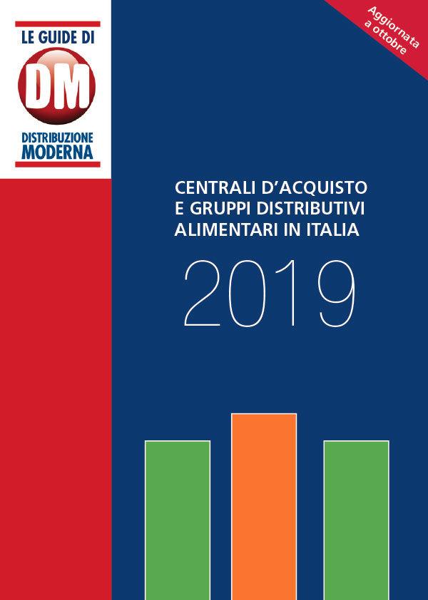 Centrali d'acquisto e Gruppi distributivi alimentari in Italia 2019 (ed. ottobre)